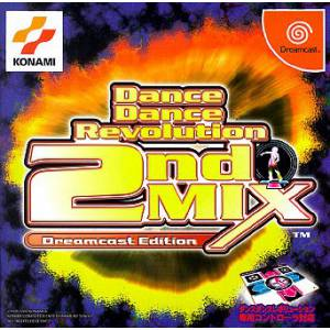 Dance Dance Revolution 2nd Mix [DC - Used Good Condition]