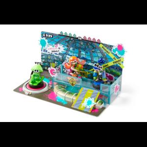 Amiibo Diorama Kit - Splatoon Mozuku Farm Ver. [Wii U]