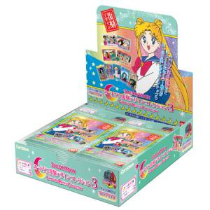 """Sailor Moon"" Series - Carddass Revival Collection Part.3 16 Pack BOX [Trading Cards]"