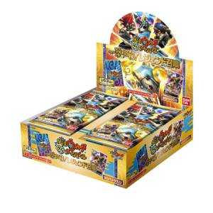 Youkai Watch Toritsuki Card Battle - Ichigeki Hissatsu! Legend Shoukan Booster Pack (YWB05) 30 Pack BOX [Trading Cards]