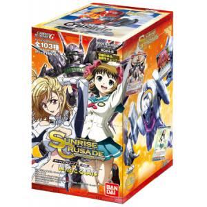 """Code Geass"" Series - SUNRISE CRUSADE Vol.24 Yakuzen taru Guuzou (SC24-B) 15 Pack BOX [Trading Cards]"