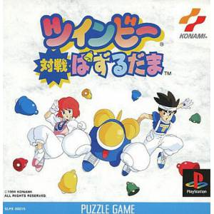 TwinBee Taisen Puzzle Dama [PS1 - Used Good Condition]