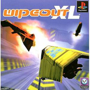 WipeOut XL [PS1 - Used Good Condition]