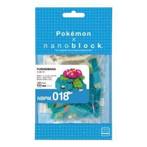 Pokemon - Venusaur [Nanoblock]