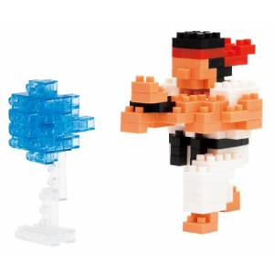 Street Fighter II - Ryu [Nanoblock]