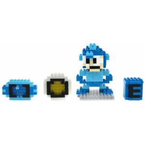 Rockman Series - MegaMan [Nanoblock]