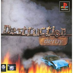 Destruction Derby [PS1 - Used Good Condition]