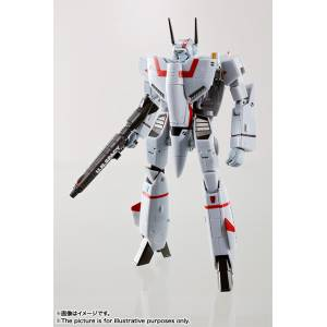 The Super Dimension Fortress Macross -  VF-1J Valkyrie (Ichijou Hikaru Model) [HI-METAL R]