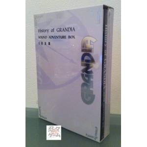 Grandia III - History of Grandia Sound Adventure Box [Article Limité]