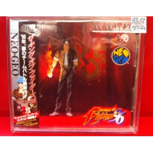 The King Of Fighters '96 [NG CD - Used Good Condition]