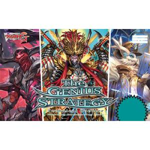 Cardfight!! Vanguard G - Technical Booster 02 The GENIUS STRATEGY 12 Pack BOX [Trading Cards]