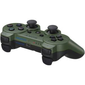 Controller Dual Shock 3 - Jungle Green [Occasion / Sans boite]