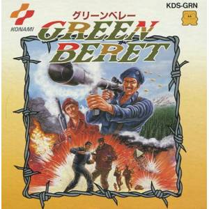 Green Beret / Rush'n Attack [FDS - Used Good Condition]