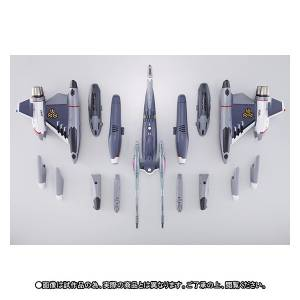 Macross F - VF-25F Messiah Valkyrie (Saotome Alto Model) Renewal Ver. Tornado Parts Limited Edition [DX Chogokin]