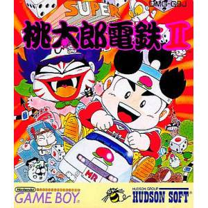 Super Momotarou Dentetsu 2 [GB - Used Good Condition]