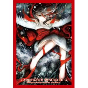 "Cardfight!! Vanguard G - Sleeve Collection Mini Vol.219 ""Cosmetic Snowfall, Shirayuki"" Pack"