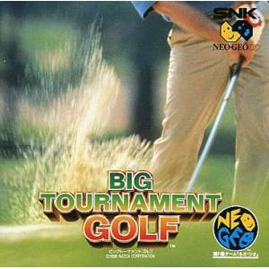 Big Tournament Golf / Neo Turf Masters [NG CD - Used Good Condition]