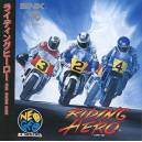 Riding Hero [NG CD - Used Good Condition]