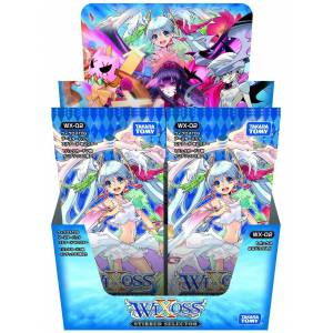 WIXOSS TCG - Vol.2 Stirred Selector (WX-02) 20 Pack BOX [Trading Cards]