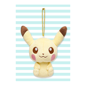 Pokemon Petit Pastel Pikachu - Pokemon Center Limited Edition [Plush Toys]