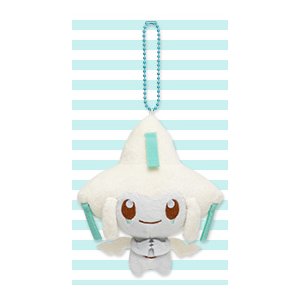 Pokemon Petit Pastel Jirachi - Pokemon Center Limited Edition [Plush Toys]