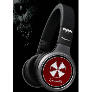 Biohazard 20th Anniversary x Onkyo - Pioneer Hi-Res Headphone Umbrella Limited model [Hi-tech]