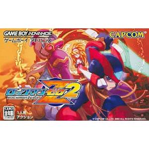Rockman Zero 2 / MegaMan Zero 2 [GBA - Used Good Condition]