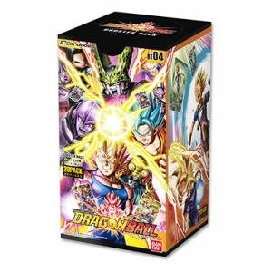 """Dragon Ball"" Series - IC Carddass Dragon Ball Vol.4 Booster Pack [BT04] 20 Pack BOX [Trading Cards]"