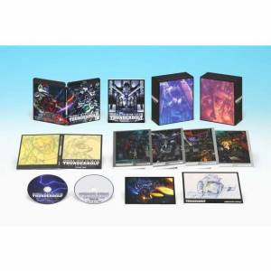 Mobile Suit Gundam Thunderbolt DECEMBER SKY COMPLETE EDITION (Bandai Collector Limited) [Blu-ray - Region Free]