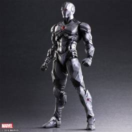 Marvel Universe - Iron Man LIMITED COLOR VER. [Variant Play Arts Kai]