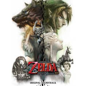 The Legend of Zelda: Twilight Princess HD Original Soundtrack [OST]