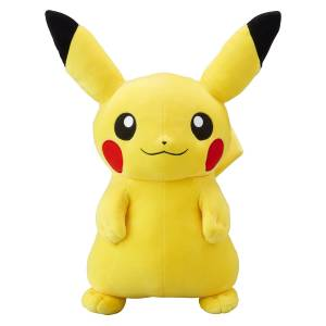 Life-Size Pikachu Normal Ver. - Pokemon Center Limited Edition [Plush Toys]