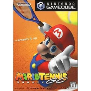 Mario Tennis GC / Mario Power Tennis [NGC - occasion BE]