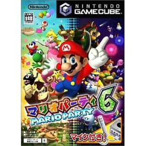 Mario Party 6 + Micro [NGC - used good condition]