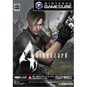 Bio Hazard 4 / Resident Evil 4 [NGC - used good condition]