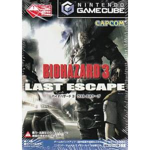 Bio Hazard 3 - Last Escape / Resident Evil 3 - Nemesis [NGC - used good condition]