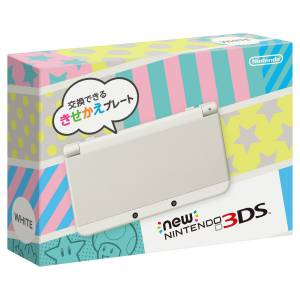 New Nintendo 3DS - White [Used / Damaged]