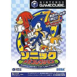Sonic Mega Collection [NGC - used good condition]