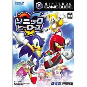 Sonic Heroes [NGC - used good condition]