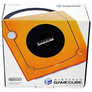 Game Cube - Orange [Used Good Condition]