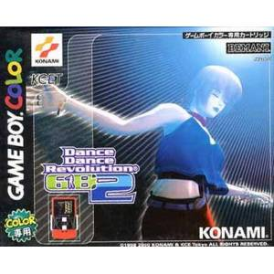 Dance Dance Revolution GB2 [GBC - Used]