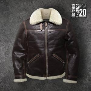 Resident Evil / BIOHAZARD 20TH ANNIVERSARY LEON BOMBER JACKET (Leather)  [Goods]