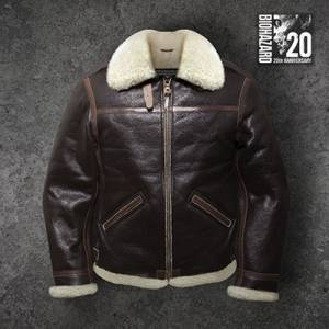 Resident Evil / BIOHAZARD 20TH ANNIVERSARY LEON BOMBER JACKET (Leather)  [Goods]