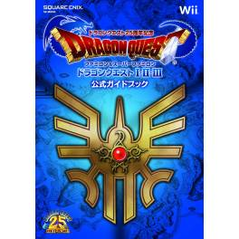 Dragon Quest I, II, III Official Guide Book 25th Anniversary [Square Enix]