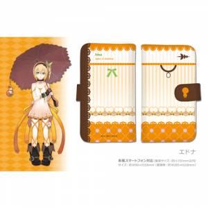 Tales of Zestiria - Notebook Type Smartphone Case Edna Ver. [Goods]