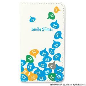 Dragon Quest - Notebook Type Smartphone Case Smile Slime Ver. [Goods]