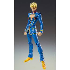 JoJo's Bizarre Adventure - Giorno Giovanna [Super Action Statue]
