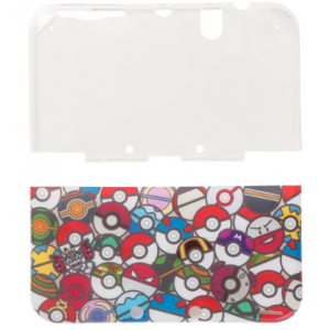 Cover Plates -  Pokemon Pokeball Ver. [New 3DSLL]