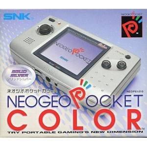 Neo Geo Pocket Color Solid Silver [Occasion]