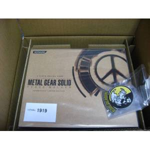 . PSP-3000 Metal Gear Solid Konami Style [Limited Edition/ used]